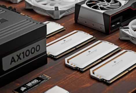 Corsair annuncia l'arrivo delle memorie DDR5