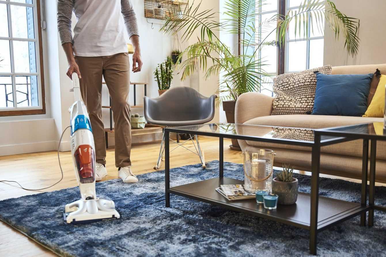 Rowenta CUBE: soluzioni per sanificare la casa
