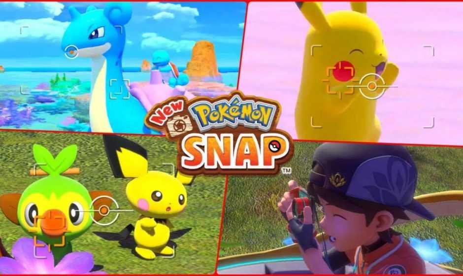 New Pokémon Snap: come ottenere quattro stelle con Scorbunny