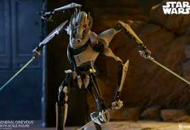 Star Wars: arriva l'action figure del Generale Grievous by Sideshow Collectibles