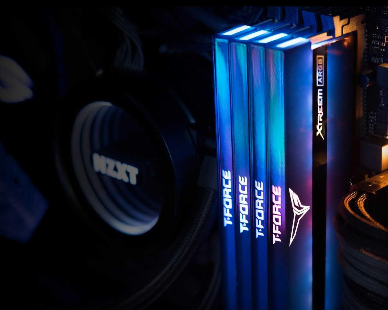 T-FORCE XTREEM ARGB DDR4: ecco i kit da 256 GB di TEAMGROUP