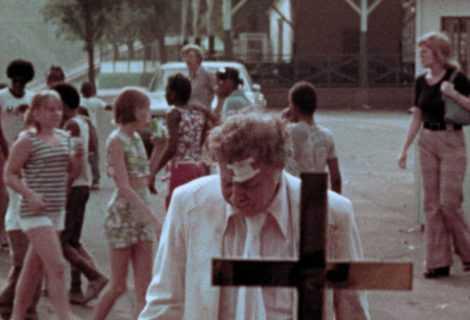 The Amusement Park: il trailer del film perduto di George A. Romero