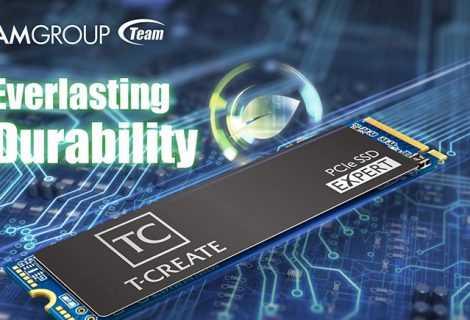 T-CREATE EXPERT PCIe SSD: la memoria a stato solido per il mining