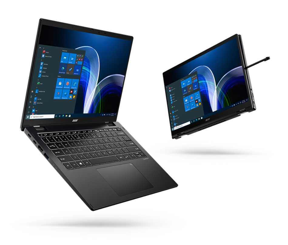 Acer: here are two new laptops from the TravelMate P6 series