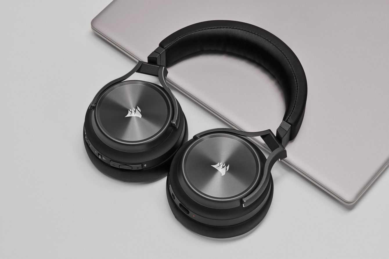 CORSAIR VIRTUOSO RGB Wireless XT: pro gaming headphones