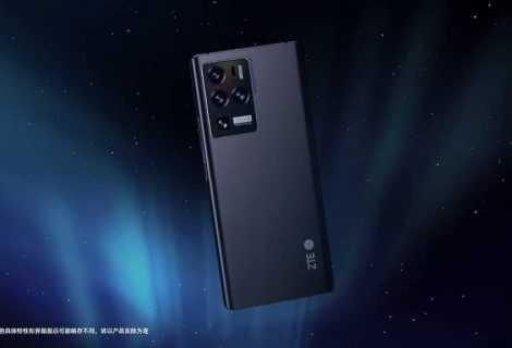 ZTE Axon 30 Ultra 5G: imminente l'arrivo in Italia