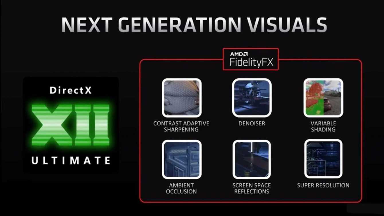 AMD FidelityFX in arrivo a giugno con tante sorprese!