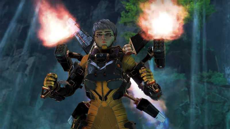 Apex Legends: here are Valkyrie's abilities