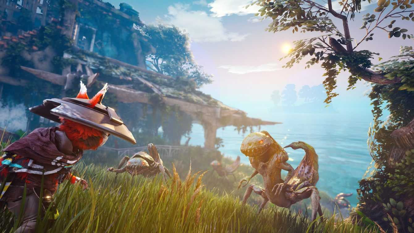 Biomutant review: we shape our future