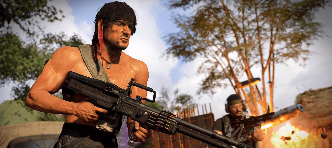 Aggiornamento COD: tutte le novità della patch a tema 80s di Warzone