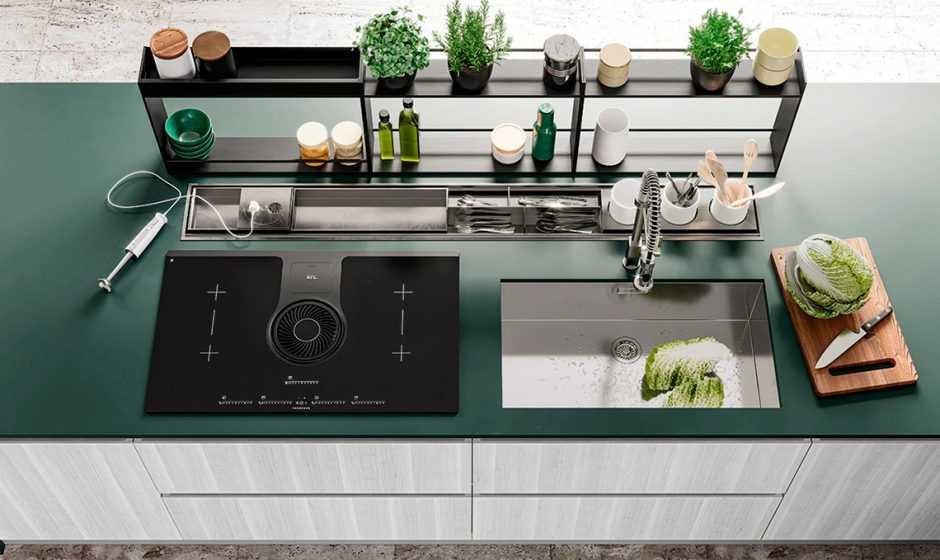 Cos'è una cucina green e come si realizza