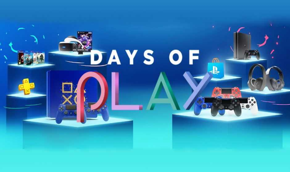 PlayStation: i Days of Play tornano la prossima settimana