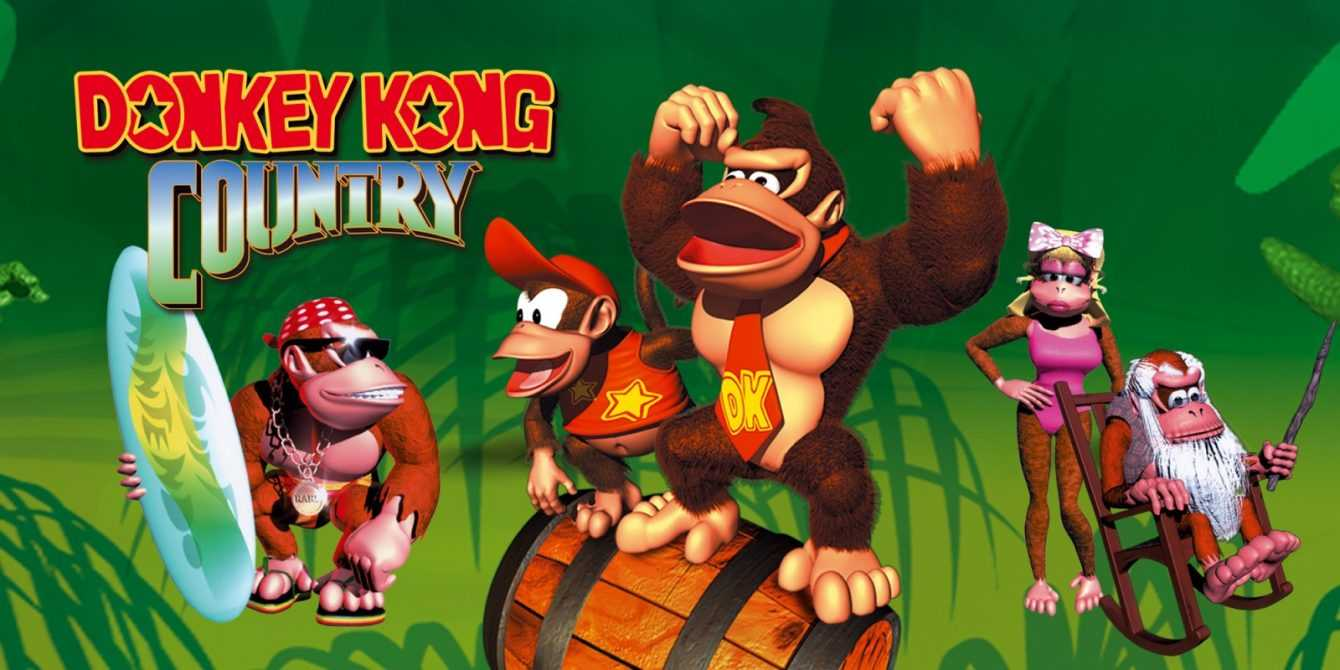 Retrogaming: great adventures in Donkey Kong Country