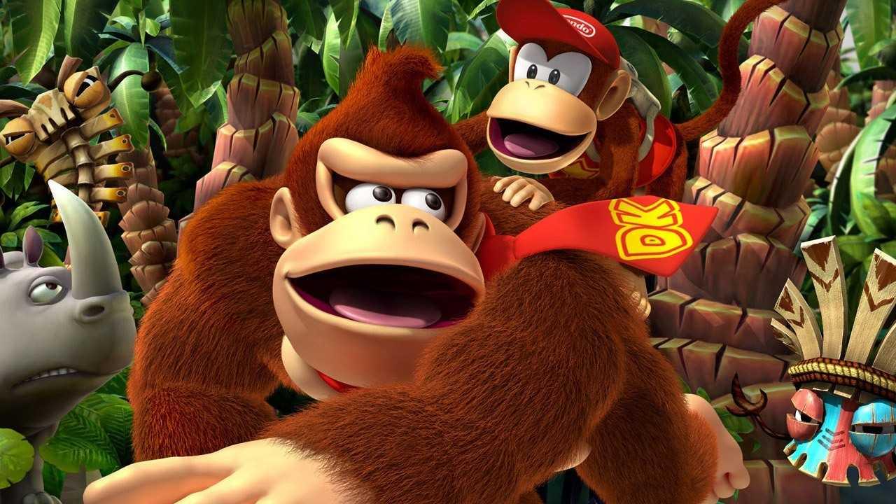Donkey Kong: nuovo gioco in arrivo?
