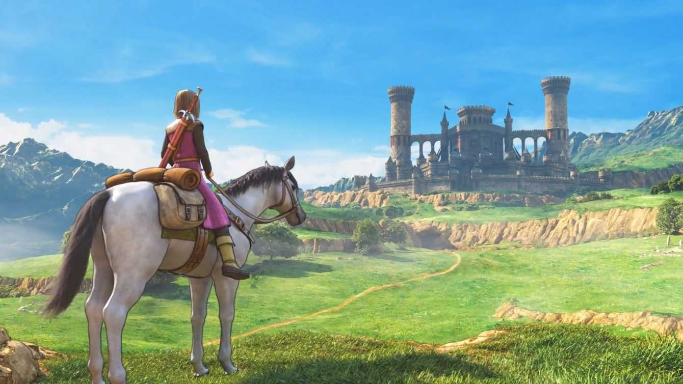 Dragon Quest 12 The Flames of Fate: The game will use the Unreal Engine 5