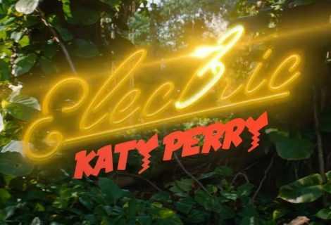 Pokémon: il nuovo brano di Katy Perry è disponibile