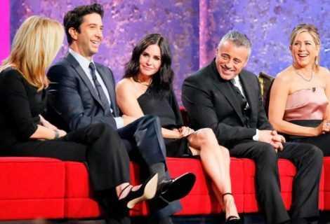 Friends: The Reunion, il trailer ufficiale dell'episodio speciale
