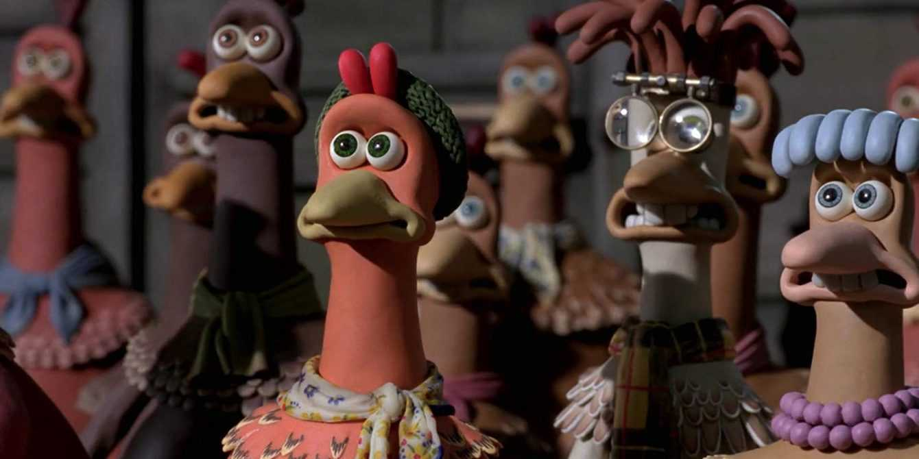 Hens on the run |  The must-sees of animation