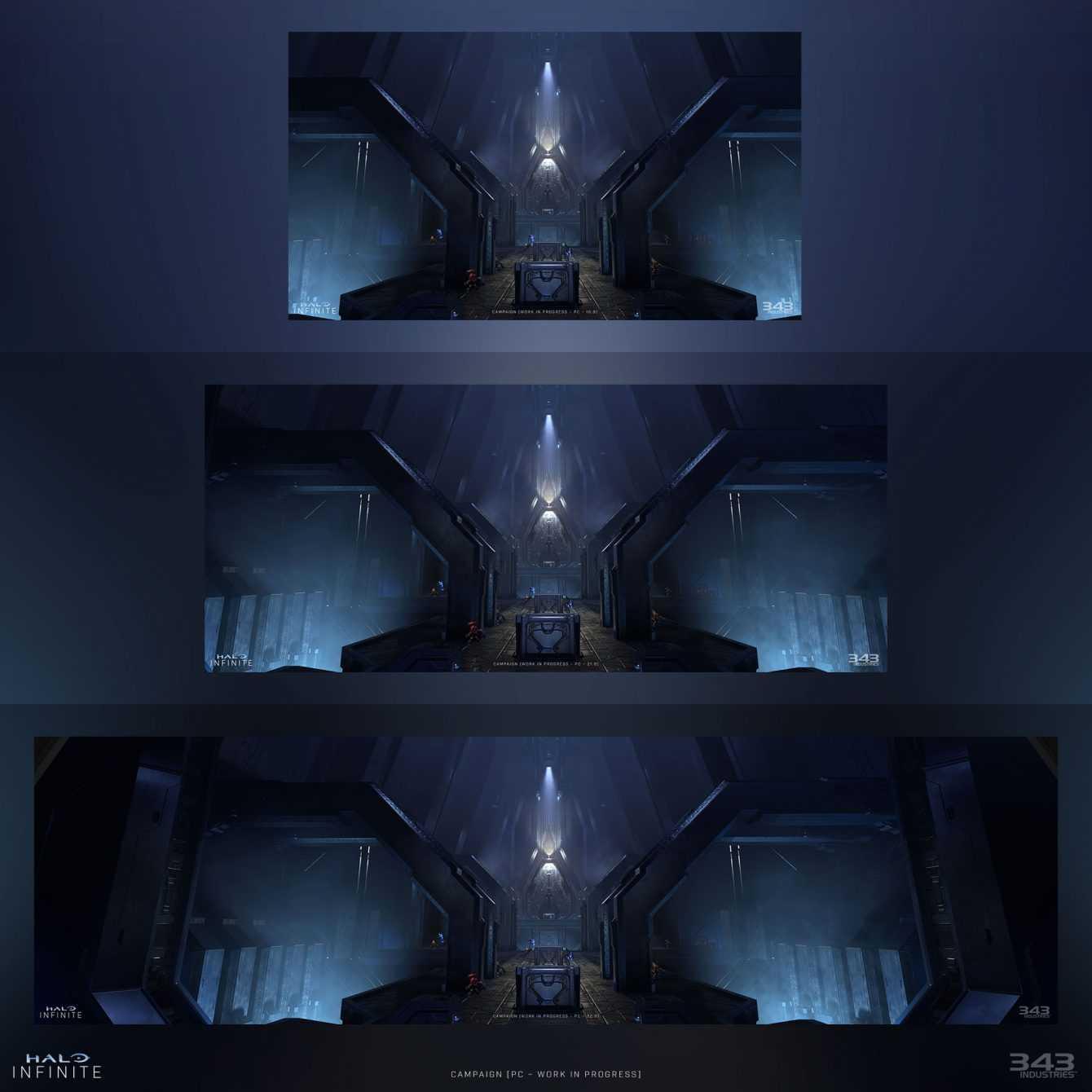 Halo Infinite: 343 Industries mostra nuove immagini del gioco