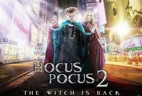 Hocus Pocus 2: il sequel in arrivo su Disney Plus