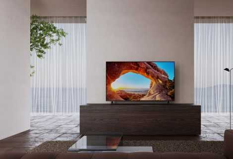 Sony BRAVIA XR: due nuovi modelli LCD top di gamma