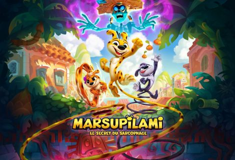 Microids annuncia Marsupilami: Hoobadventure, Houba Houba!