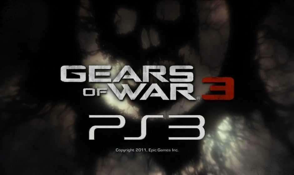 Gears of War 3: online la build quasi funzionale per PS3