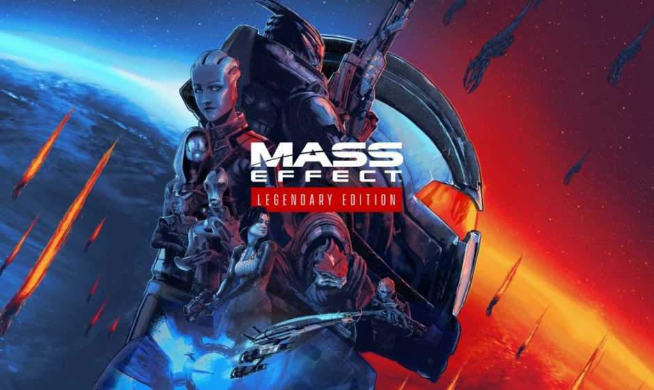 Mass Effect: Legendary Edition, rivelato il peso