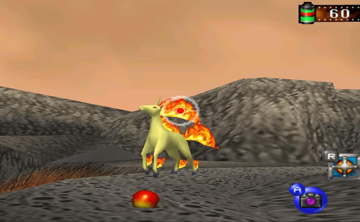 Retrogaming: passione fotografia in Pokémon Snap