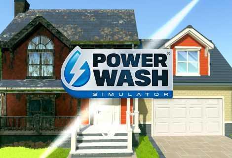 Powerwash Simulator: il frutto di Square Enix Collective e FuturLab