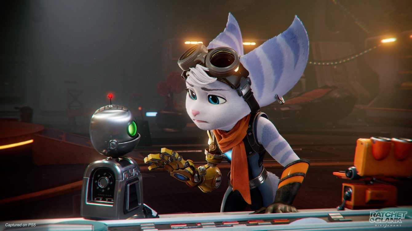 Ratchet and Clank Rift Apart: the development team worked with great serenity