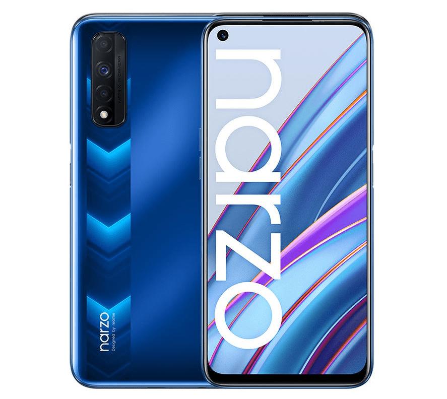 Realme Narzo 30: officially announced