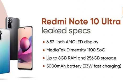 Redmi Note 10 Ultra: svelata la sua esistenza
