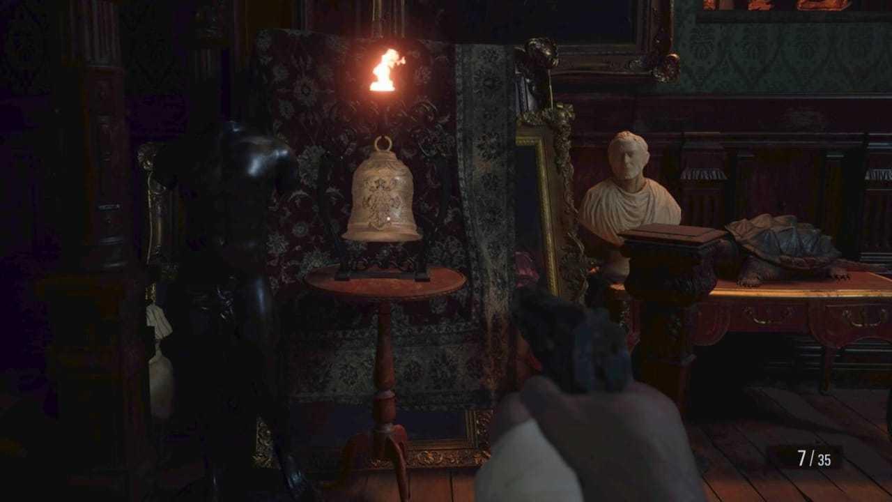 Resident Evil Village: ecco la posizione di tutte le campane dell'atelier