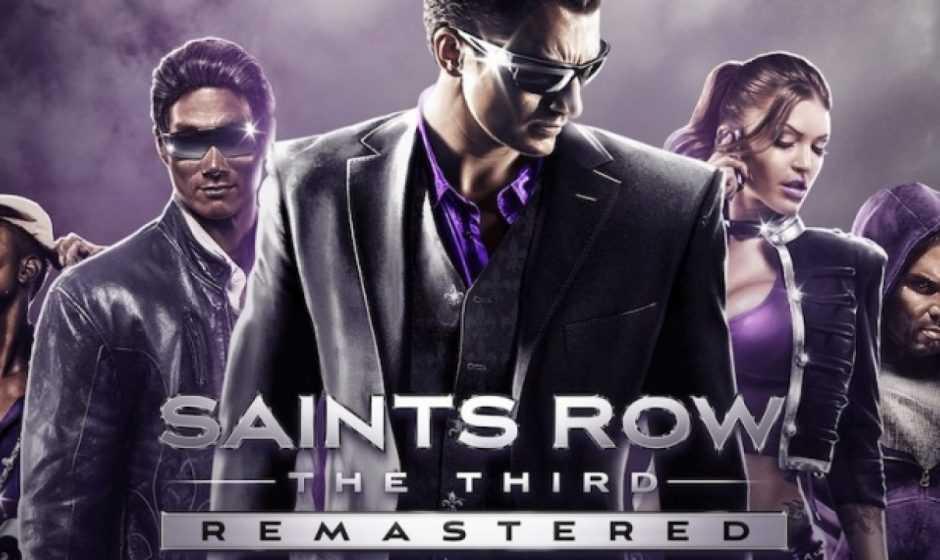 Saints Row: The Third Remastered data d'uscita su next-gen!