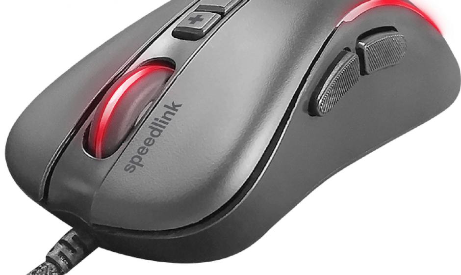 Speedlink annuncia un nuovo mouse da gaming economico