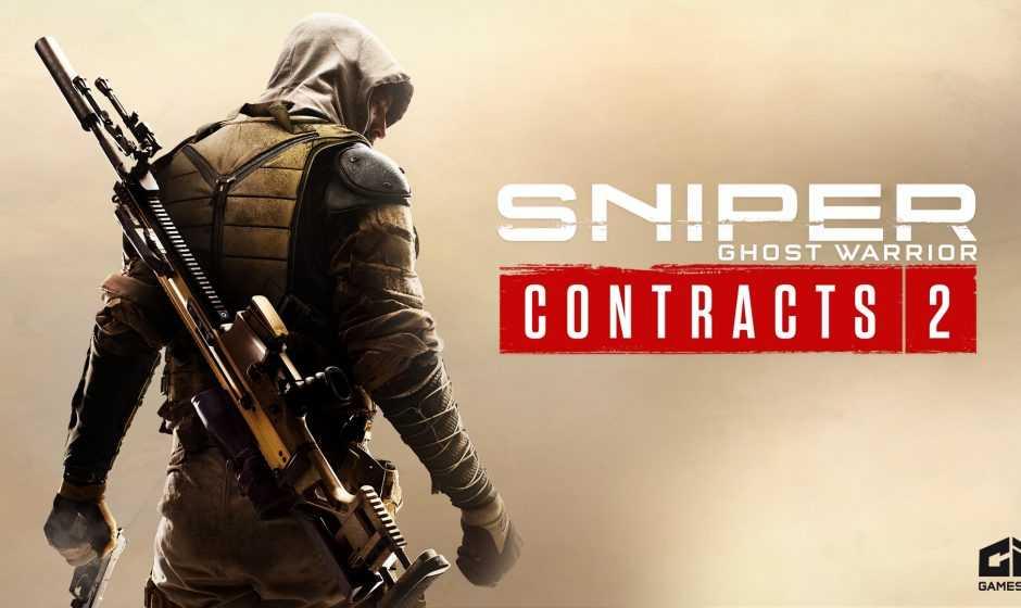Sniper Ghost Warrior Contracts 2 arriva su PS5 con un trailer!