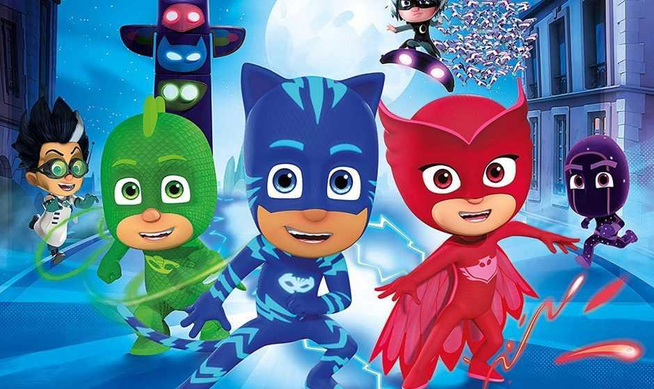 PJ Masks Eroi della notte: ecco il videogioco ufficiale della serie