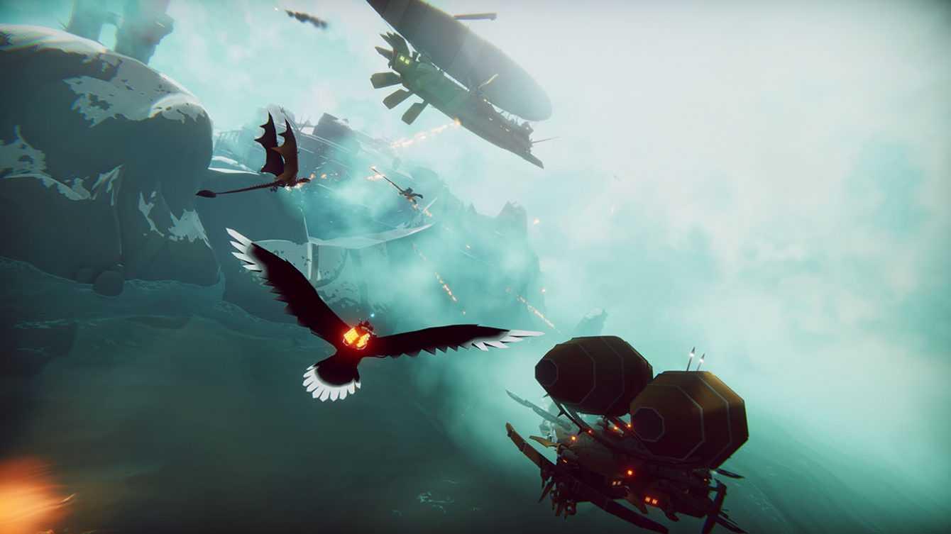 The Falconeer Warrior Edition: annunciata l'uscita su PS4, PS5 e Switch