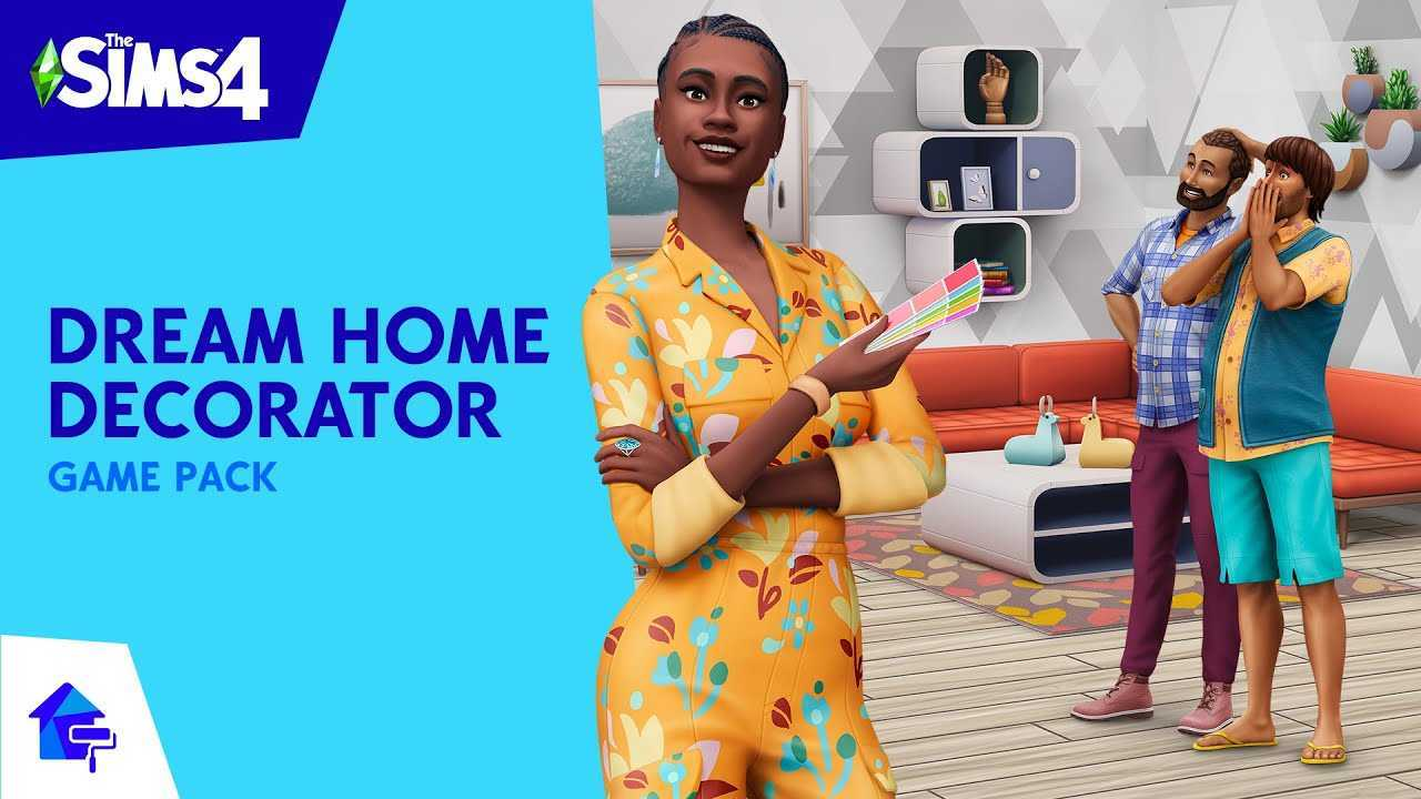 The Sims 4: ridisegnate la casa con Dream Home Decorator
