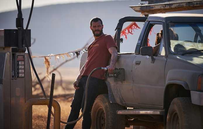 The Tourist: Jamie Dornan nelle prime foto della miniserie