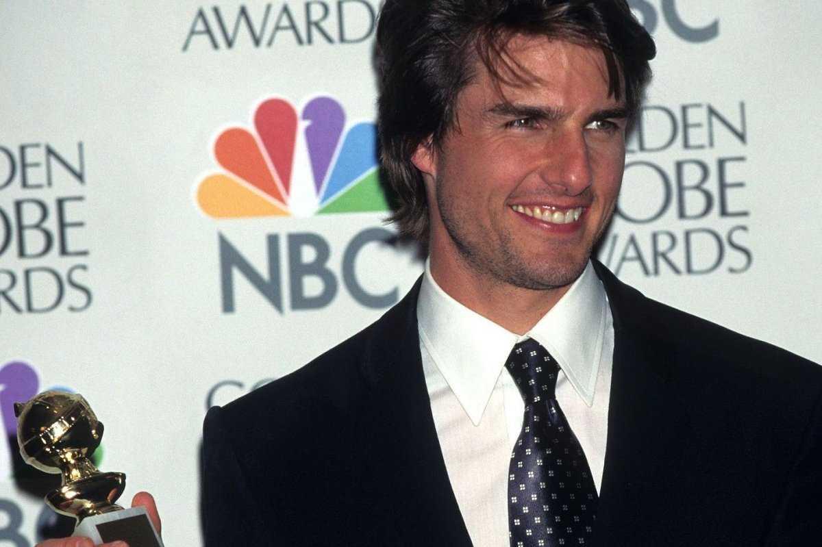 Golden Globes: Tom Cruise restituisce i suoi premi