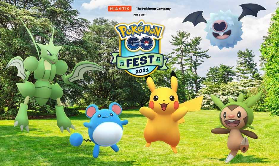 Pokémon GO Fest 2021: Niantic pubblica i dettagli (guida all'evento)