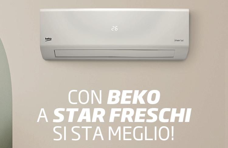 """""""Stai fresco con Beko"""": proviamo a vincere un purificatore d'aria"""