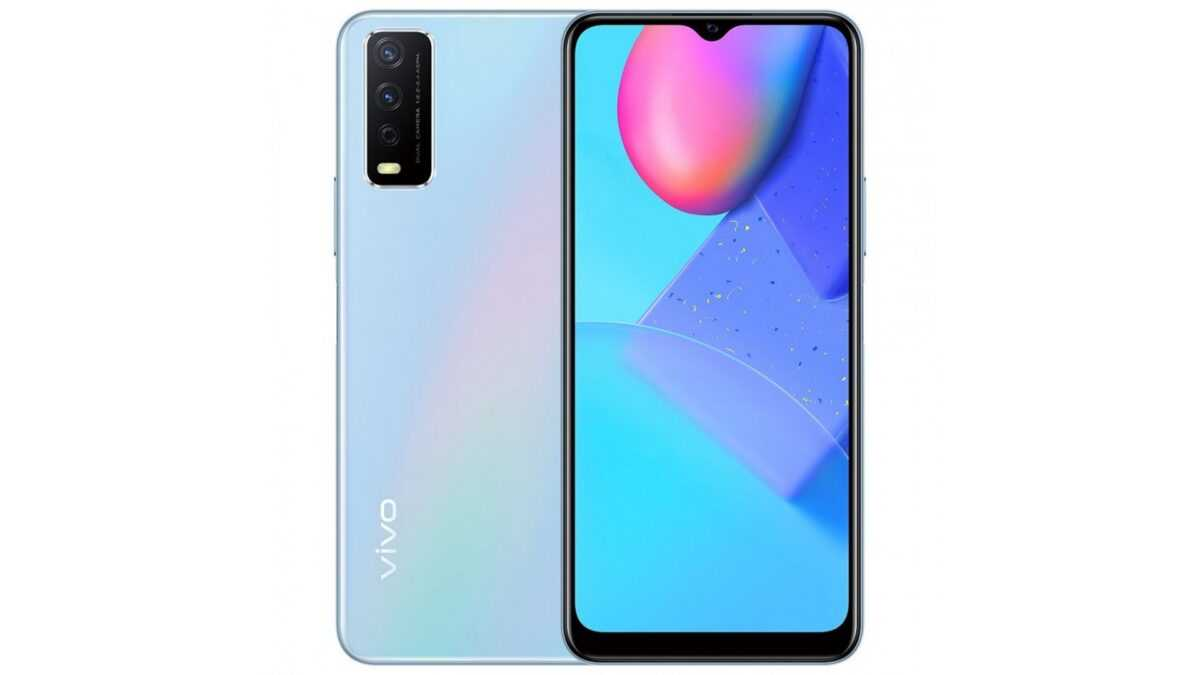 Vivo Y12s official 2021: new version with Snapdragon 439
