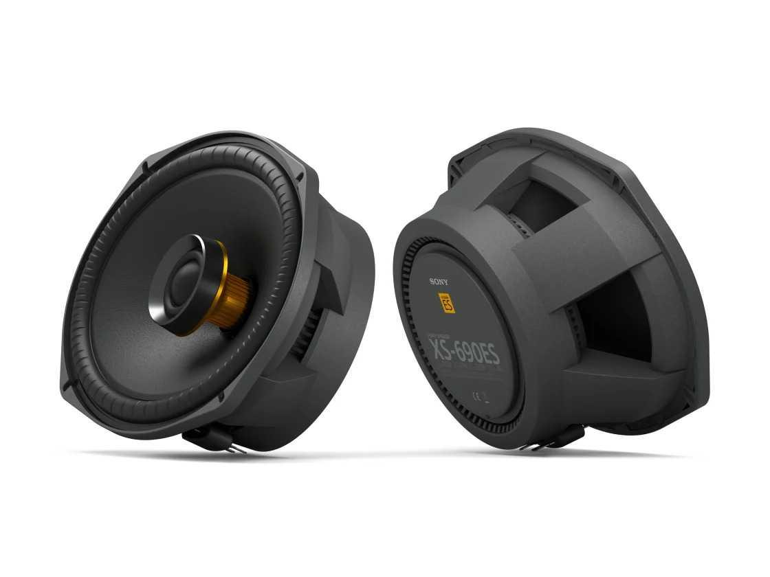 Sony Mobile ES: sistemi audio per auto al top