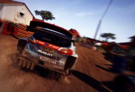 WRC 10 si mostra con un primo gameplay trailer!