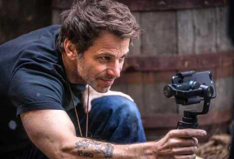 Zack Snyder: in arrivo un film su Re Artù