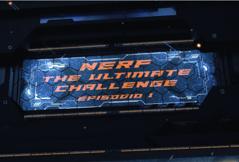 Nerf The Ultimate Challenge: arriva il best off su DMAX