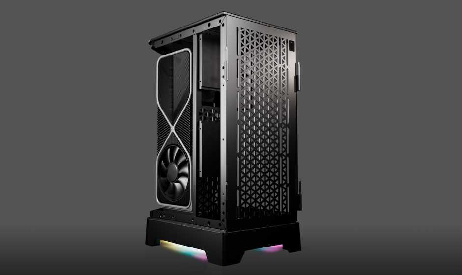 G.SKILL: annunciato il PC Case Mini-ITX Unique Pentagonal Z5i